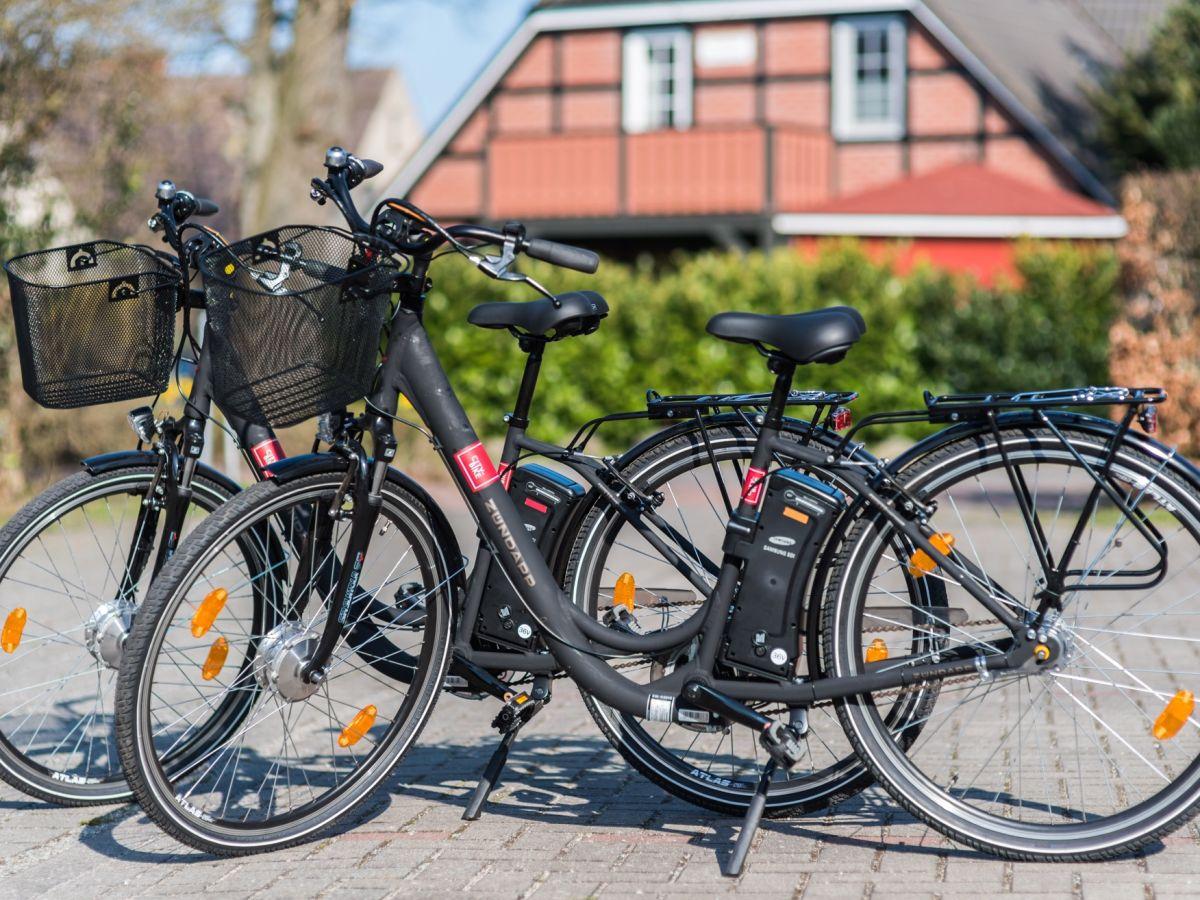 E-Bikes Casa del Mar Zingst