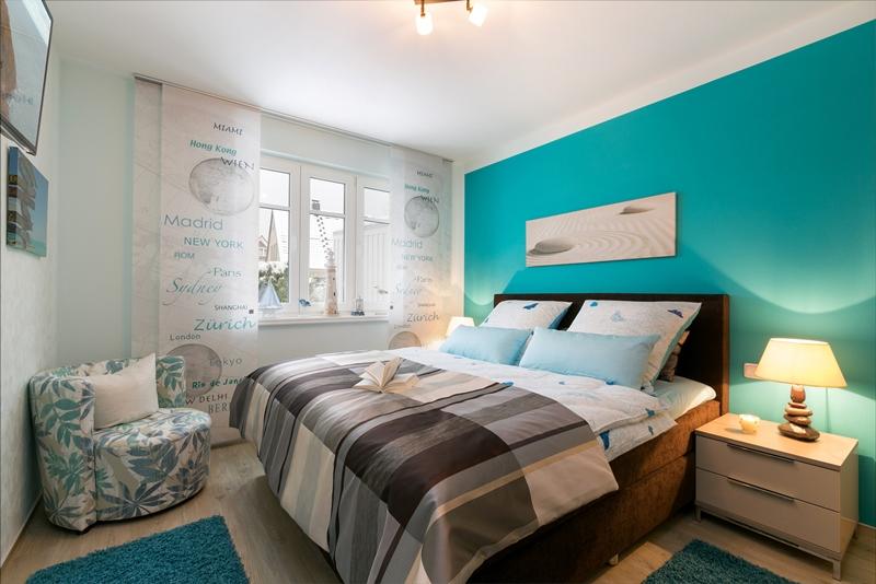 Schlafzimmer 2 Marina Del Mar Zingst