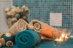Unsere kuschlig weichen Handtücher